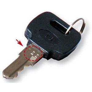 PROJAHN Schlüssel Nr. 081 zu Werkstattwagen (1 Stück)
