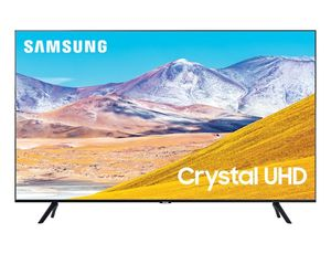 Samsung Premium 4K Ultra HD LED TV 138 cm (55 Zoll) GU55TU8079 Sprachassistenten, Smart-TV, HDR10+