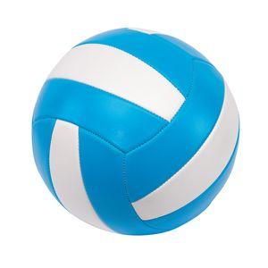 TOPICO Beach-Volleyball PLAY TIME, Farbe:hellblau / weiß