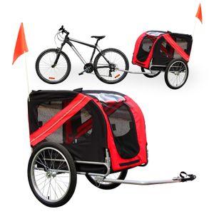 Hund Fahrradanhänger Hundeanhänger Anhänger Hundetransporter Fahrrad Anhänger