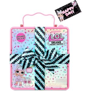 MGA Entertainment L.O.L Surprise Dlx Present Surprise Pink 0 0 STK