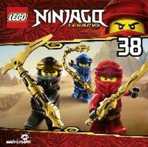 Wildschuetz Cd 39 Ninjago Lego N