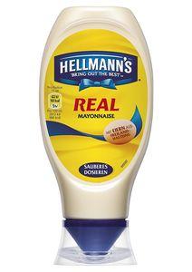 Hellmanns Real Mayonnaise zum Dippen Das Original für Pommes 430ml