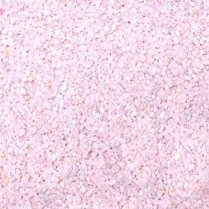 1kg Dekogranulat Granulat Streudeko Farbgranulat Dekosteine Farbkies ca. 0,7L 2-3mm, Farbe:rosa