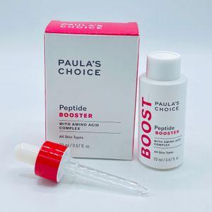 Paula´s Choice Peptide Booster Schutz und Feuchtigkeitspflege Strahlverlust 20ml