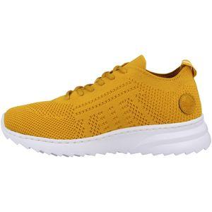 Rieker Damen Sneaker in Gelb, Größe 39