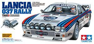 Tamiya Bausatzmodell 1:10 RC Lancia 037 Rally TA-02SW
