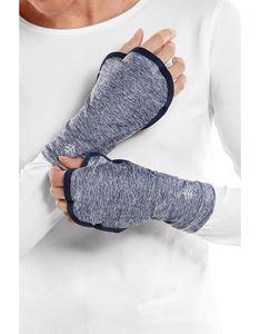 Coolibar - UV Handschutz für Erwachsene - Tramo Performance - Navy, L/XL