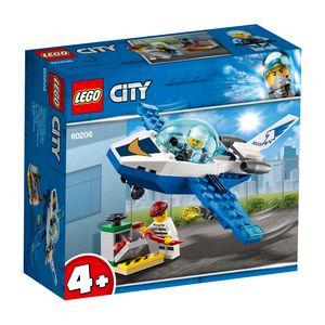 LEGO® City Polizei Flugzeugpatrouille, 60206