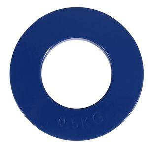 Langhantelplatte Große Einlochplatte Handgriffplatte Gegengewicht Platte