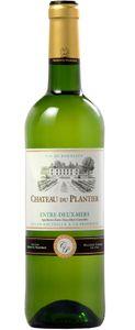 Producta Vignobles Bordeaux Chateau Du Plantier Bordeaux Blanc Entre Deux Mers 2019 (1 x 0.75 l)