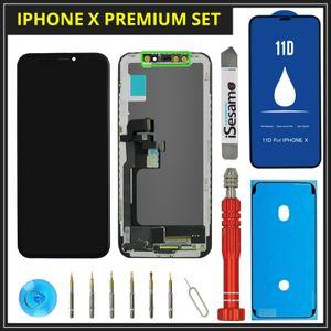 iPhone X 10 | Komplettes LCD Display | Reparatur Set | Ersatzteil | Bildschirm Einheit