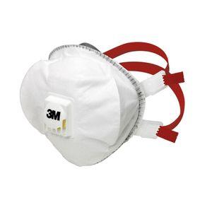 1x 3M 8835+ FFP3 R D Atemschutzmaske mit Ventil wiederverwendbar 1 Stück