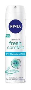 NIVEA 80055 (800550540028), Deodorant, Spray-Deodorant, Spray, 150 ml, 48 h, normale Haut