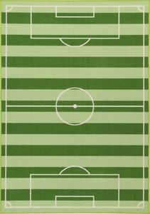 TOM teppich Fußball 190 x 133 cm