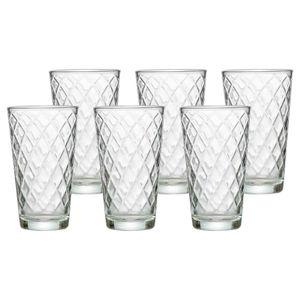Ritzenhoff & Breker WELA Trinkglas 400 ml klar 6er Set