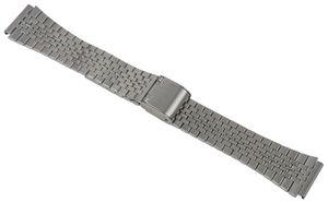 Timex Classic Digital TW2P48300 Uhrenarmband Edelstahl