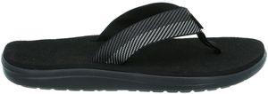 Teva Voya Flips Herren vori black gray Schuhgröße US 11 | EU 44,5
