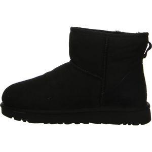 UGG Classic Mini II Boot Stiefel Damen Schwarz (1016222 BLK) Größe: 39 EU