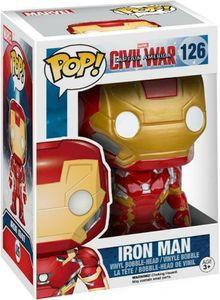Civil War Captain America - Iron Man 126 - Funko Pop! - Vinyl Figur
