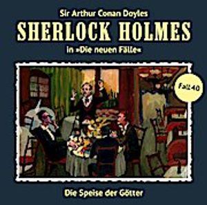 Sherlock Holmes - Neue Fälle 40. Die Speise eer Götter