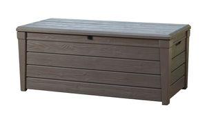 Keter Garden Box BRIGHTWOOD Aufbewahrungsbox 455L
