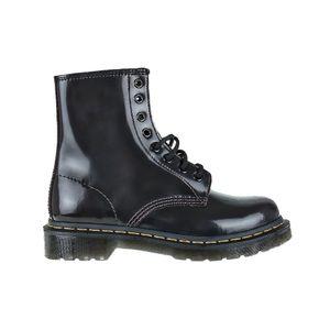 Dr. Martens 1460 W Damen Boots in Rot, Größe 38