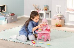 Zapf 701911 Baby Annabell Lunch Time Tisch