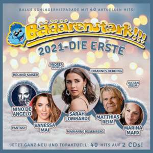 Bääärenstark!!! 2021 - Die Erste - Various Artists