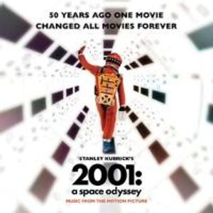 Ost/Various: 2001: A Space Odyssey (50th Anniversary Edition