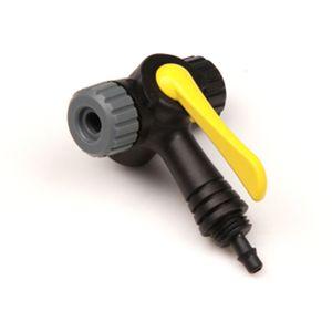 Topeak Luftpumpe Pumpenkopf TwinHead Kompatibel Mit JoeBlow Sport, Schwarz