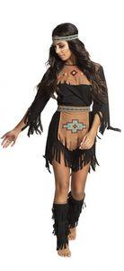 Boland kostüm Indianer Wölfin Damen Größe 36-38
