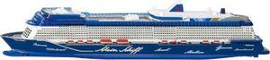 Siku 1730 Mein Schiff 1 neues Flagship von TUI Cruises Maßstab 1:1400