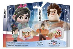 Disney Infinity: Ralph Reichts Toybox Set