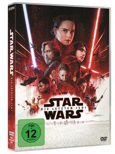 DVD - Star Wars: Die Letzten Jedi