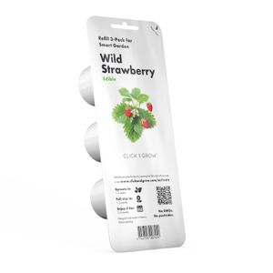 Emsa Click & Grow Substrat Wilde Erdbeere