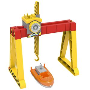 Simba AquaPlay ContainerCrane Set
