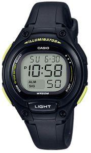Casio Kinder Armbanduhr LW-203-1BVEF Digital