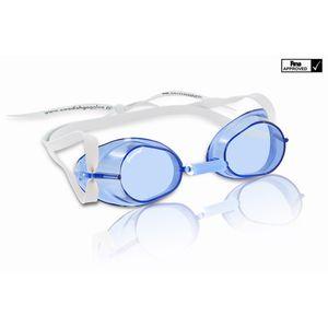 Malmsten Schwedenbrille - getönt, Farbe:blau