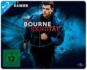 Die Bourne Identität (Quersteelbook)