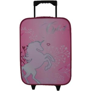 CYBEL Weicher Koffer - 1 Fach - 41 cm - Pink