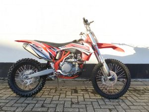 RV-Racing 250ccm 4V Dirtbike Vollsross Enduro Pitbike Crossbike Cross 21/19 Zoll