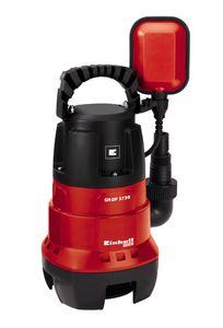 Einhell Schmutzwasserpumpe GC-DP 3730, Leistung 370 W,  Fördermenge max. 9000 l/h ,Förderhöhe max. 5 m