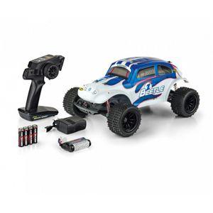 Carson 1:10 RC Elektro Buggy VW Beetle FE 2.4Ghz 100% RTR Einsteiger Top