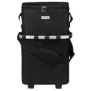 anndora Kühltasche 32 Liter schwarz - Kühleinsatz -reisenthel carrycruiser kompatibel - schwarz