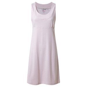 Craghoppers Damen Kleid NosiLife Sienna CG1059 (38 DE) (Rosa mit Muster)