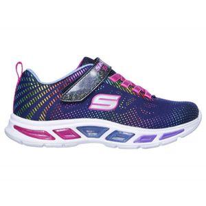 Skechers S Lights Litebeams Gleam n Dream  Kinder Sneaker Schuhe  Mädchen LED , Schuhgröße:35 EU