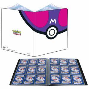 Pokemon Master Ball 2021  -  9-Pocket Album