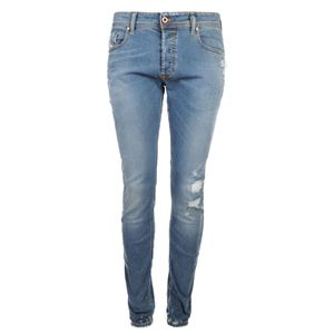 Diesel Sleenker 085AH Herren Jeans, Größe:33/32