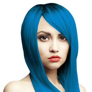 Blaue Haarfarbe Headshot Desaster Blue, Semi-permanente Haartönung 150 ml
